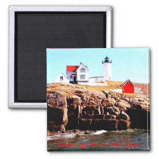 Nubble Lighthouse Magnet
