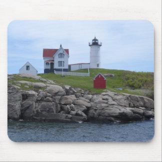 Nubble Lighthouse - Maine Mouse Pad