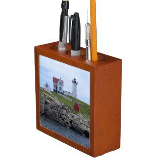 Nubble Lighthouse - Maine Pencil Holder