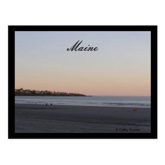Nubble Lighthouse, Maine Postcard