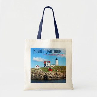 Nubble Lighthouse tote