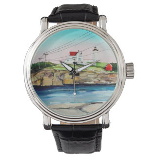 Nubble Lighthouse Wrist Watch