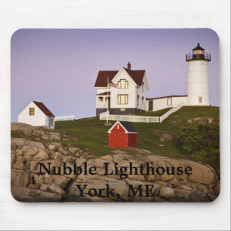 Nubble Lighthouse York, ME Mouse Pad