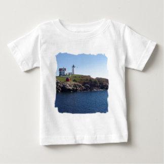 Nubbles Lighthouse-Maine Baby T-Shirt