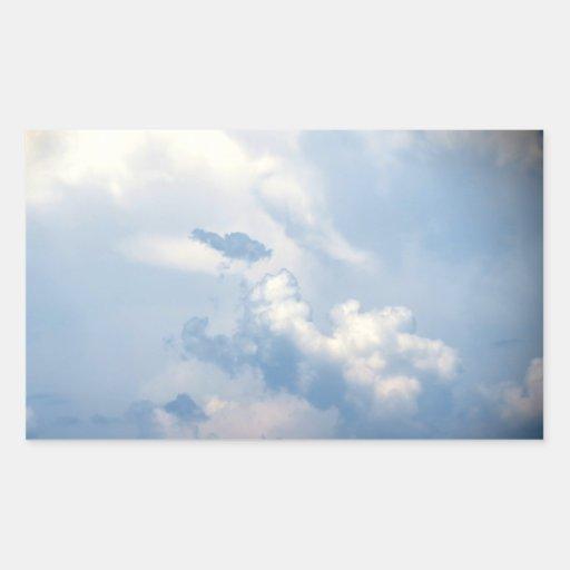Nube blanca 10 rectangular altavoces
