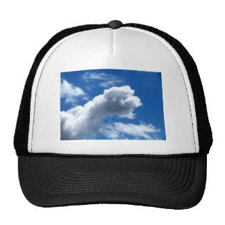 Nube blanca 19 gorra