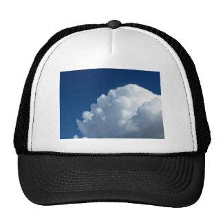 Nube blanca 28 gorras de camionero