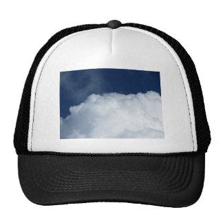 Nube blanca 31 gorras de camionero