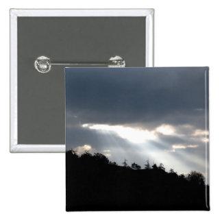 Nube celestial 1 pin cuadrada 5 cm