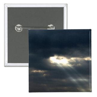 Nube celestial 2 pin cuadrada 5 cm