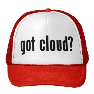 ¿nube conseguida? gorras de camionero