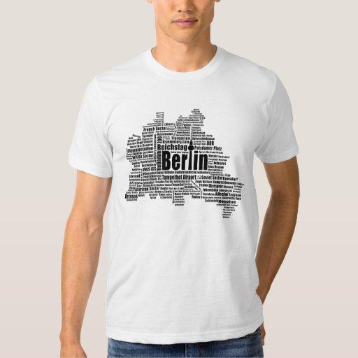 Nube de Berlín Playeras