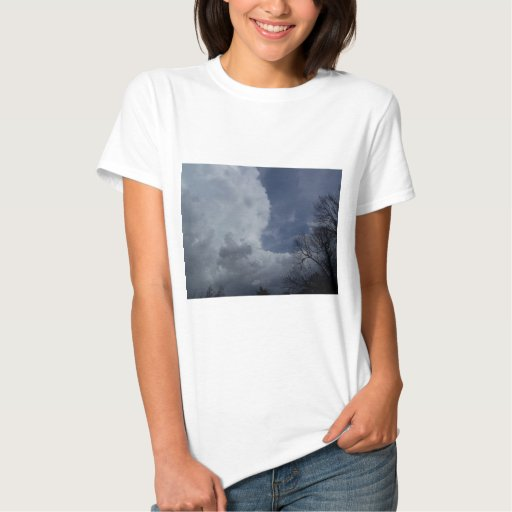 Nube de cumulonimbus de Hailmaker Camiseta