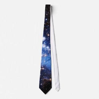 Nube de estrella corbatas personalizadas