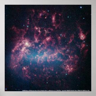 Nube de Magellanic grande 2 Póster