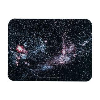Nube de Magellanic grande 3 Imán Foto Rectangular