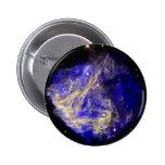 Nube de Magellanic grande azul Pins