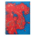 Nube de Magellanic grande Cuaderno