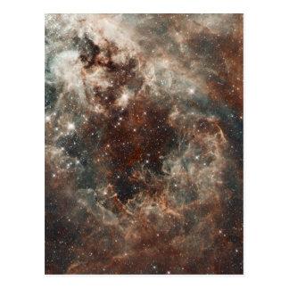 Nube de Magellanic grande de la nebulosa del Taran Tarjetas Postales