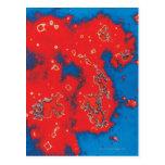 Nube de Magellanic grande Postales