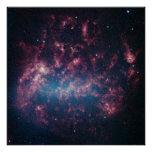 Nube de Magellanic grande Posters