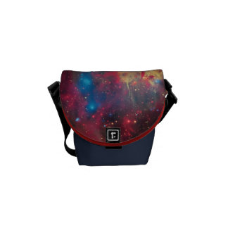 Nube de Magellanic grande Superbubble en la nebulo Bolsas Messenger