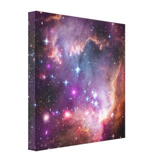 Nube de Magellanic Impresiones En Lona