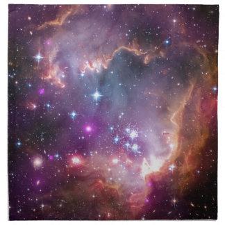 Nube de Magellanic Servilletas Imprimidas