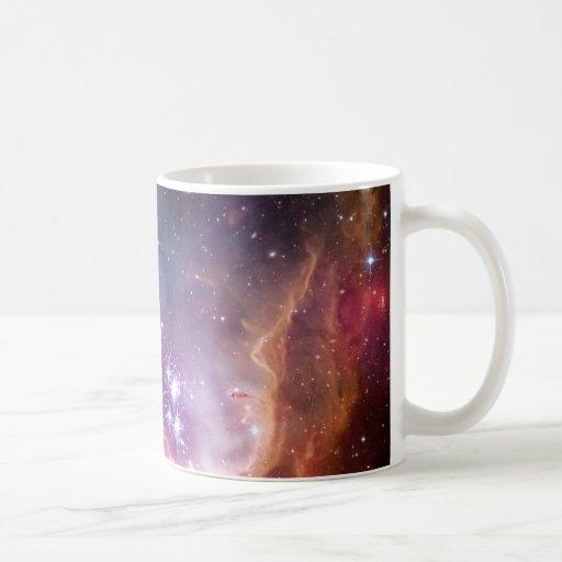 Nube de Magellanic Tazas