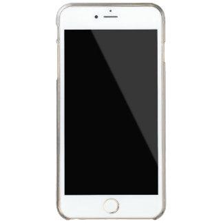 Nube de neón de la palabra de la guitarra de la funda transparente para iPhone 6 plus