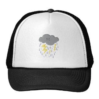 Nube de tormenta gorras de camionero