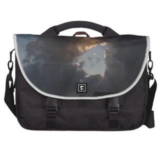 Nube del buñuelo bolsas para portátil
