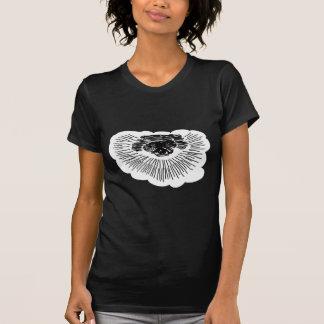 Nube del tercer ojo camisetas