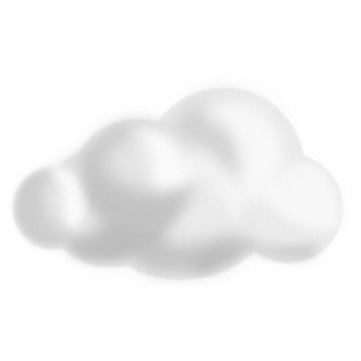 Nube Fotoescultura Vertical