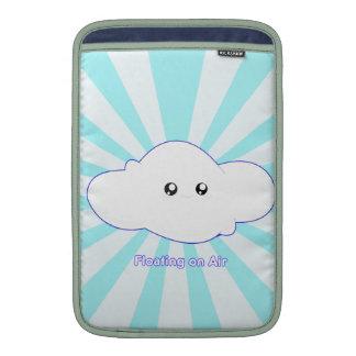 Nube linda funda para macbook air