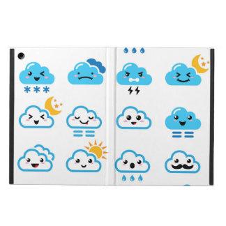 Nube linda - Kawaii, caja de la tableta de la nube