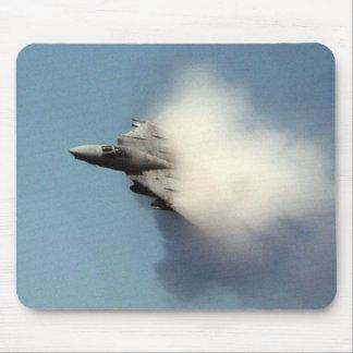Nube Mousepad del vapor F-14 Alfombrillas De Ratón