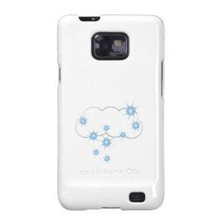 Nube Nevado Samsung Galaxy S2 Funda