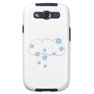 Nube Nevado Galaxy S3 Fundas