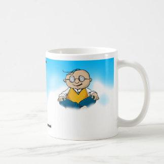 Nube nueve taza clásica