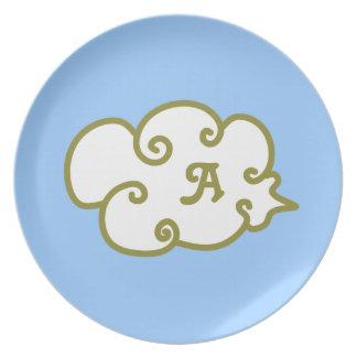 nube platos