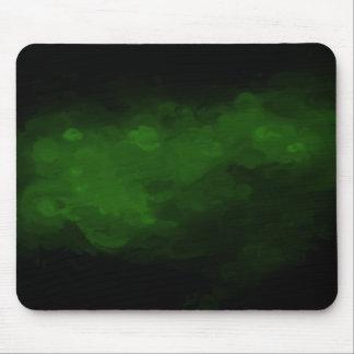 Nube verde alfombrillas de ratones