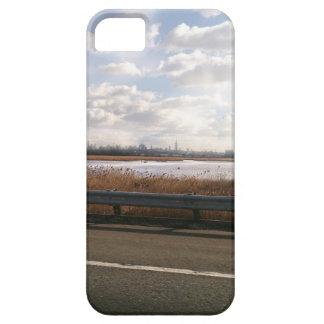 Nubes 1-18-13 de Digitaces iPhone 5 Case-Mate Protectores