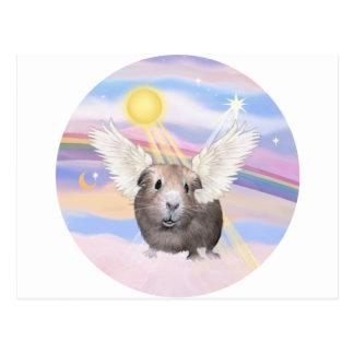 Nubes - ángel del conejillo de Indias (#2) Postales