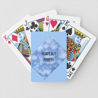 Nubes Baraja Cartas De Poker