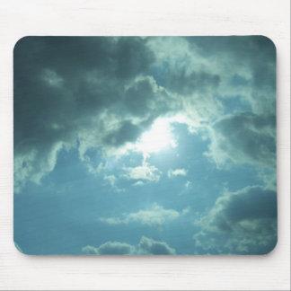 Nubes - cojín de ratón alfombrillas de ratón