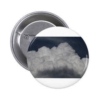 Nubes de cúmulo pins