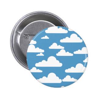 Nubes de cúmulo simples pin
