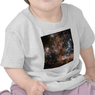 Nubes de estrella marrones galácticas de NGC 604 Camisetas