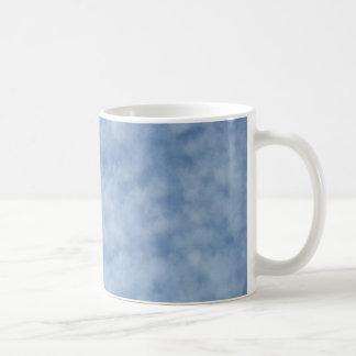 Nubes de la algodón taza clásica